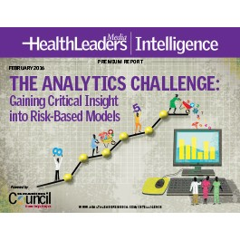 The Analytics Challenge: Gaining Critical Insight into Risk-Based Models