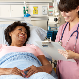 How Patewood Memorial Hospital Empowered Nurses to Improve Patient Engagement - On-Demand