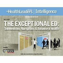 The Exceptional ED: Telemedicine, Navigation, & Behavioral Health