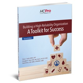 Building a High-Reliability Organization: A Toolkit for Success, Second Edition