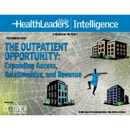The Outpatient Opportunity: Expanding Access, Relationships, and Revenue