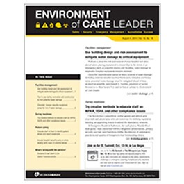 Environment of Care Leader