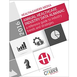 Annual Healthcare Industry Data Almanac