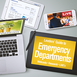 Leaders' Guide to Emergency Departments